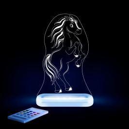 Aloka Nočné svetielko Poník + ovládač pre voľbu farieb