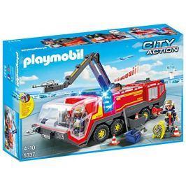 Playmobil Letiskové hasičské auto