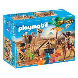 Playmobil vykrádači hrobov