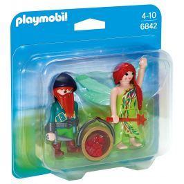 Playmobil Duo Pack Víla s trpaslíkom