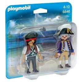 Playmobil Duo Pack Pirát a vojak