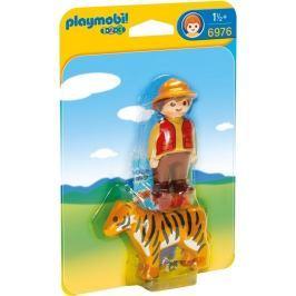 Playmobil Strážca s tigrom (1.2.3)