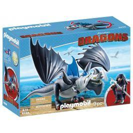Playmobil Drago s obrneným drakom