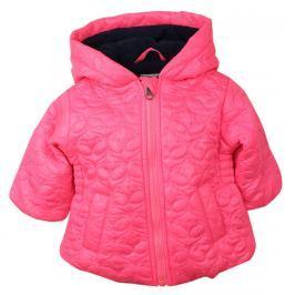 Dirkje Dievčenské bunda - ružová