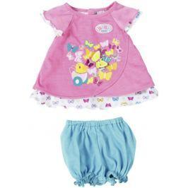 BABY born® Ružové šatôčky s motýlikom