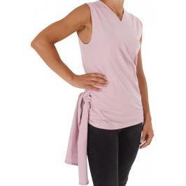 Candide Skin to skin tričko - Wrap Top - ružový