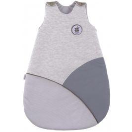 Candide Spací vak Air + Cosy, 68 cm - šedý
