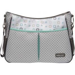 Bebe-jou Luxusná prebaľovacia taška sovička