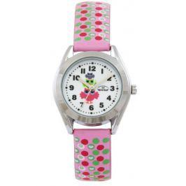 Bentime Dievčenské hodinky so sovičkami - ružové
