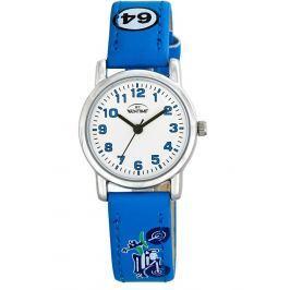 Bentime Chlapčenské hodinky s motorkou - modré