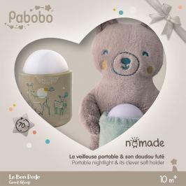 Pabobo Automatické nočné svetlo NOMADE GIFT BOX