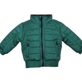 Dirkje Chlapčenská prešívaná bunda - zelená
