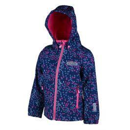 PIDILIDI Dievčenská softshellová bunda - modrá