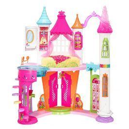 MATTEL Barbie Zámok zo sladkého kráľovstva