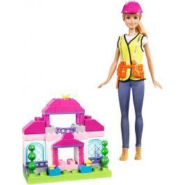 MATTEL Barbie Stavitelka hracia súprava