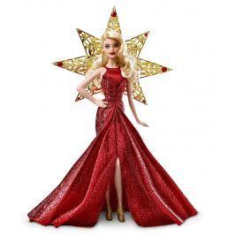 MATTEL Barbie v slávnostných šatách - blondínka