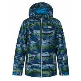 LOAP Chlapčenská bunda Zeng - zelená