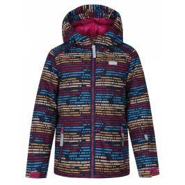 LOAP Dievčenská bunda Zeng - ružová