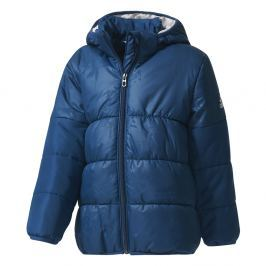 adidas Chlapčenská zimná bunda Padded - modrá