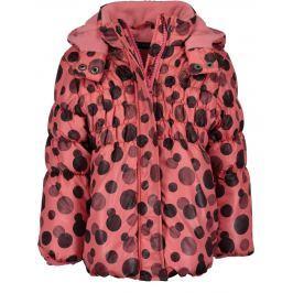 Blue Seven Dievčenská zimná bunda - červená