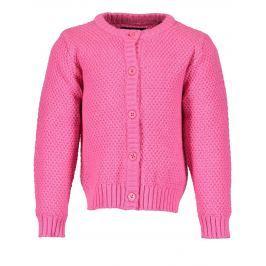 Blue Seven Dievčenský sveter - ružový