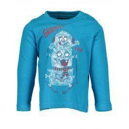 Blue Seven Chlapčenské tričko Great Fun - modré