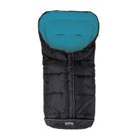 Altabebe Fusak zimný Easy Lux, čierno - modrá
