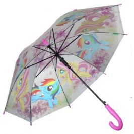 E plus M Dievčenský dáždnik My little Pony - farebný