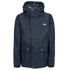 Trespass Chlapčenská bunda Barrett - tmavo modrá