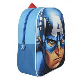 Disney Brand Detský batôžtek Avengers, modrý