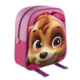 Disney Brand Detský batôžtek Tlapková patrola, ružový