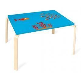 Scratch Detský stôl Rybička, 70x50x45 cm