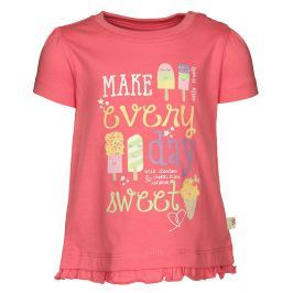 Blue Seven Dievčenské tričko Sweet day - ružové