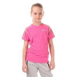 Nordblanc Dievčenské športové tričko - ružové