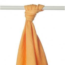 XKKO Bambusová osuška 90x100 cm - Oranžová