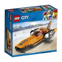 LEGO® City Great Vehicles 60178 Rýchlostné auto