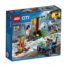 LEGO® City Police 60171 Zločinci na úteku v horách