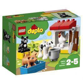 LEGO® DUPLO® 10870 Zvieratká z farmy