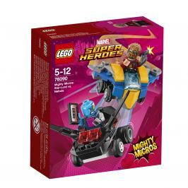 LEGO® Super Heroes 76090 Mighty Micros: Star-Lord vs. Nebula