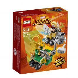 LEGO® Super Heroes 76091 Mighty Micros: Thor vs. Loki