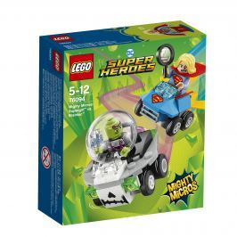 LEGO® Super Heroes 76094 Mighty Micros: Supergirl ™ vs. Brainiac ™