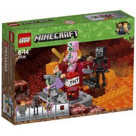 LEGO® Minecraft 21139 Podzemný súboj