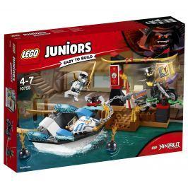LEGO® Juniors 10755 Prenasledovanie v Zaneovom nindža člne