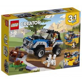 LEGO® Creator 31075 Dobrodružstvo vo vnútrozemí