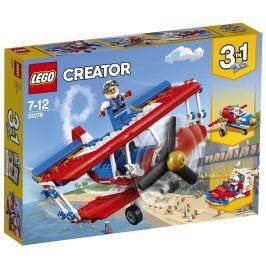 LEGO® Creator 31076 Odvážne kaskadérske lietadlo