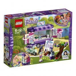 LEGO® Friends 41332 Emma a umelecký stojan