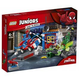 LEGO® Juniors 10754 Spider-Man vs. Scorpion - Súboj na ceste