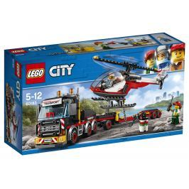 LEGO® City Great Vehicles 60183 Ťahač na prepravu ťažkého nákladu
