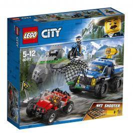 LEGO® City Police 60172 Naháňačka v priesmyku