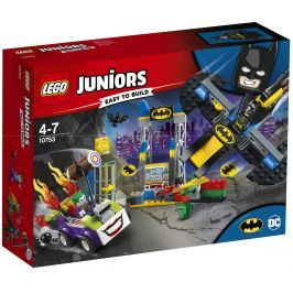 LEGO® Juniors 10753 Joker ™ útočia na Batcave